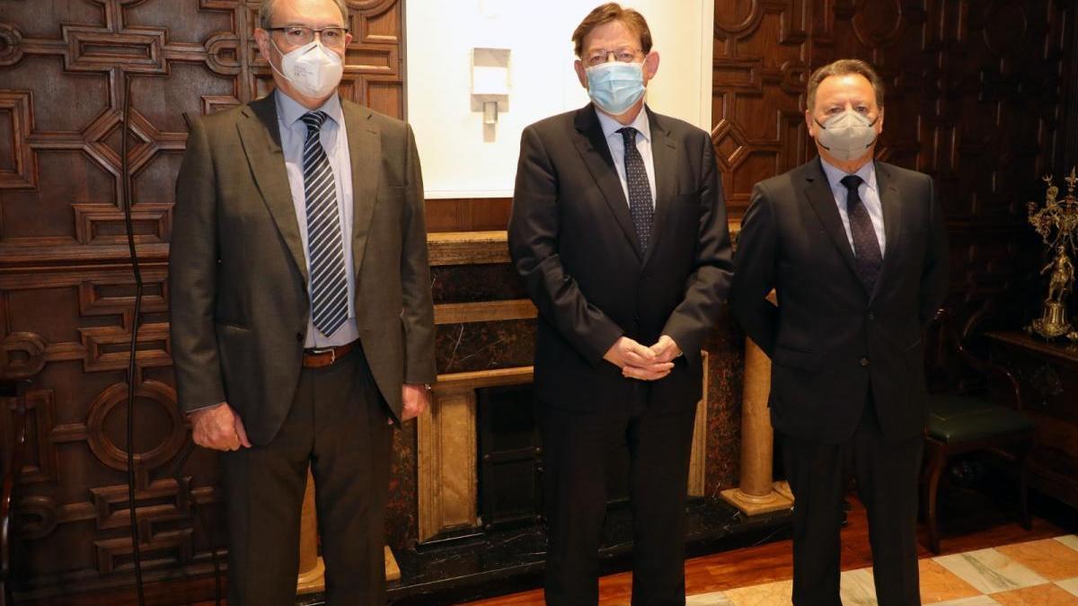 Puig reconoce que las nuevas normativas de la UE y el Gobirno dañan la competitividad del azulejo