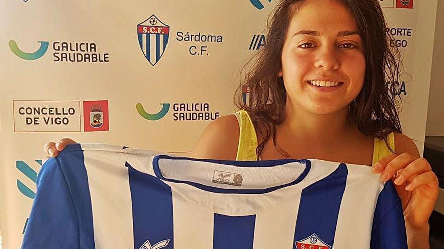 El Sárdoma se fortalece con Sara Porto y Noelia Pereira