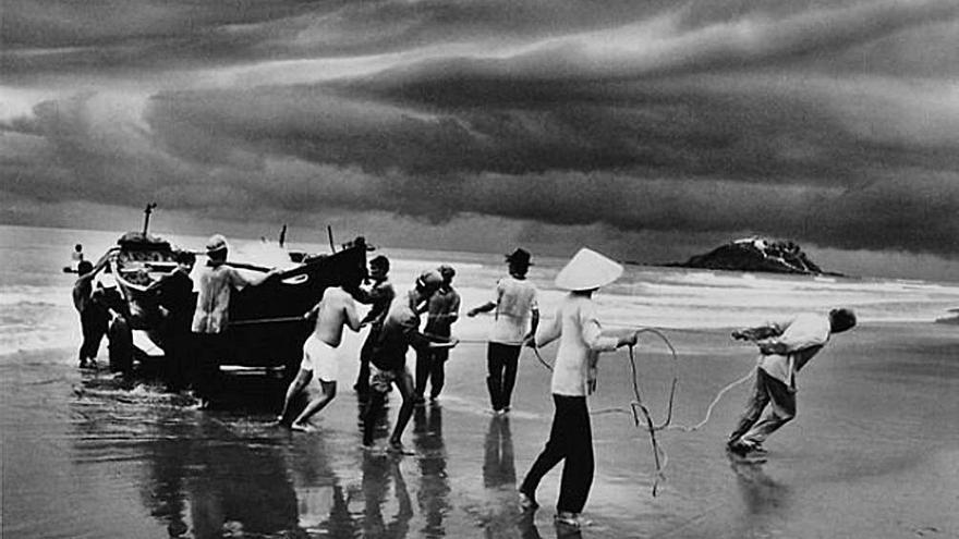 Sebastiao Salgado: El mundo en blanco y negro