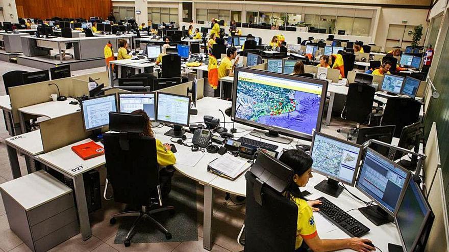 L'empresa Ferrovial seguirà gestionant el 061 i el rastreig de contactes de positius