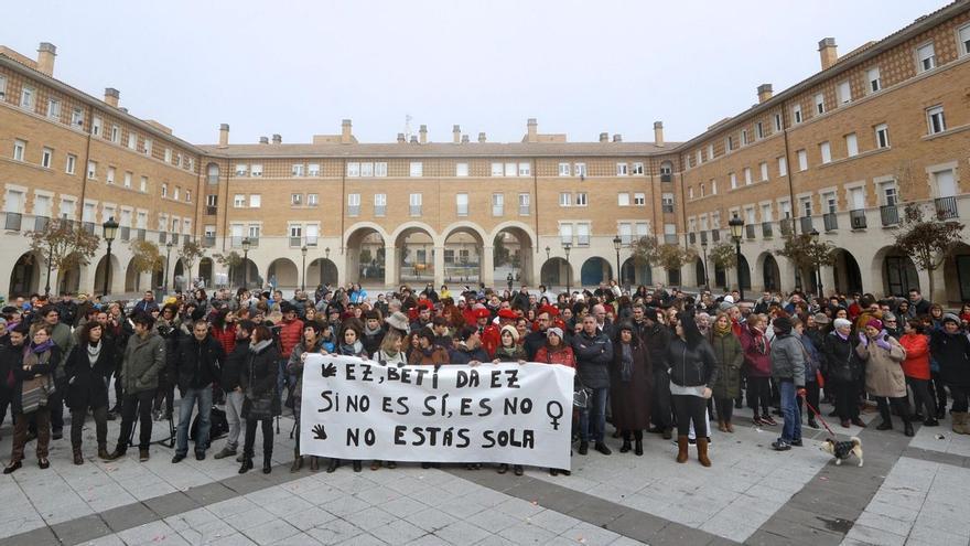 Condenados a 17 y 16 años de prisión por la violación grupal a una joven discapacitada en Navarra