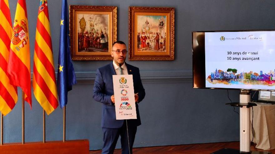 10 años de alcalde Benlloch en Vila-real
