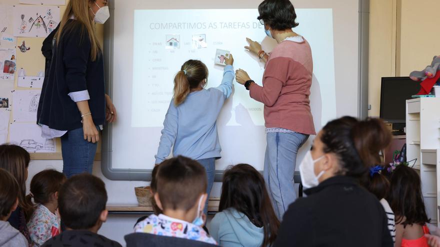 El proyecto pionero de Érguete: lecciones de igualdad a niños de 5 años