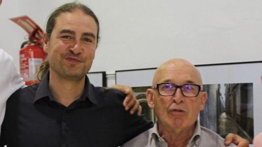 Los concejales socialistas expulsados, Héctor Morales y Alejandro Llobel