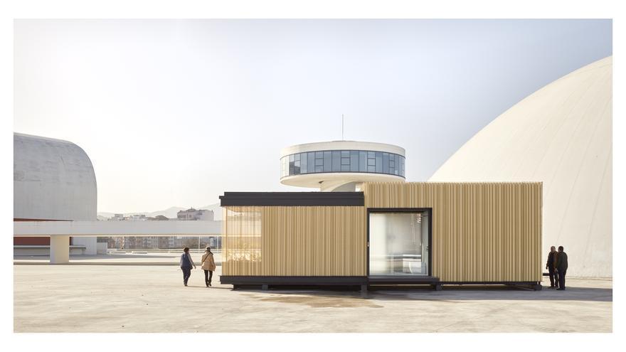 Así es Room 2030, la habitación inteligente del futuro que ya se comercializa en Asturias