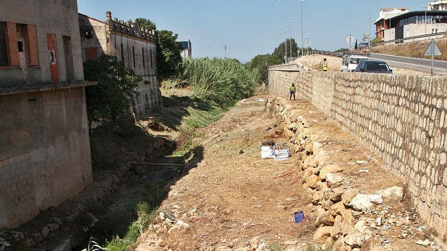 Conjura para reformar    40 años después el temido Barranc de la Casella