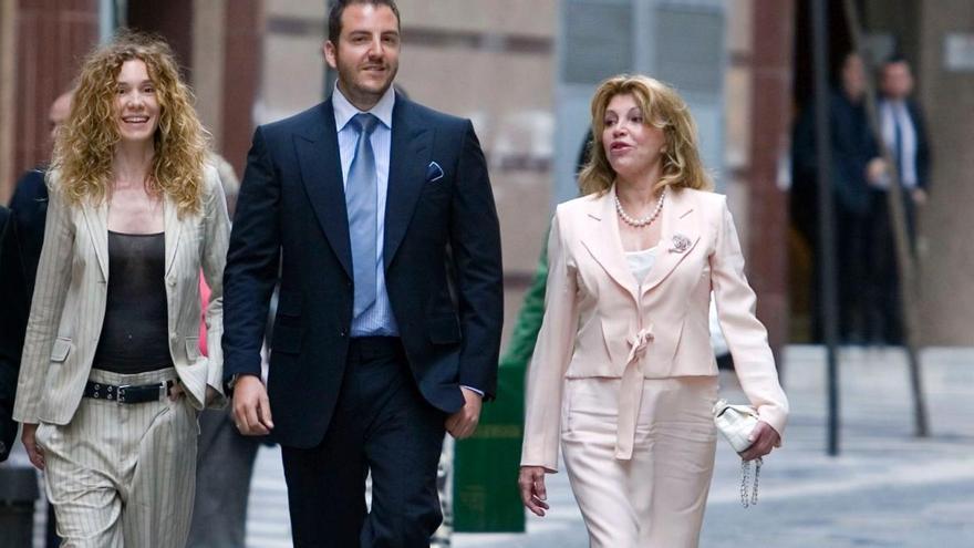 Fallece Manolo Segura, padre de Borja Thyssen y uno de los grandes amores de Tita Cervera