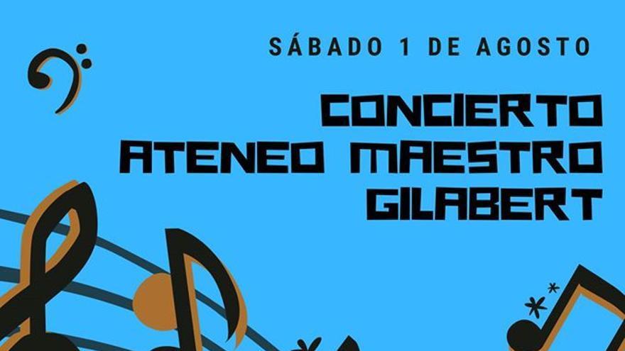 Concierto Ateneo Maestro Gilabert