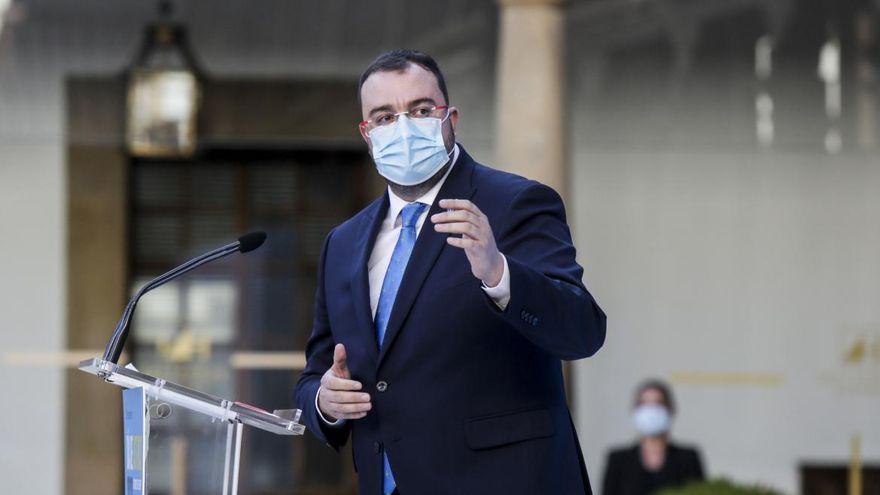 """Barbón, sobre las concentraciones del 8-M: """"No estamos para manifestaciones presenciales"""""""