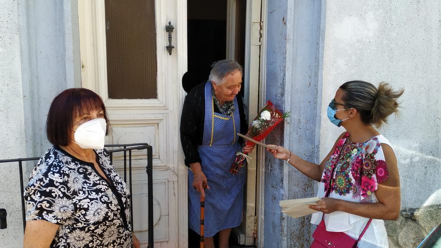 """""""La Mayuela""""  homenajea a los mayores de Bermillo"""