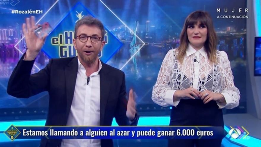 """Pablo Motos llama en directo a Gijón en """"El Hormiguero"""" y le contestan muy borde"""