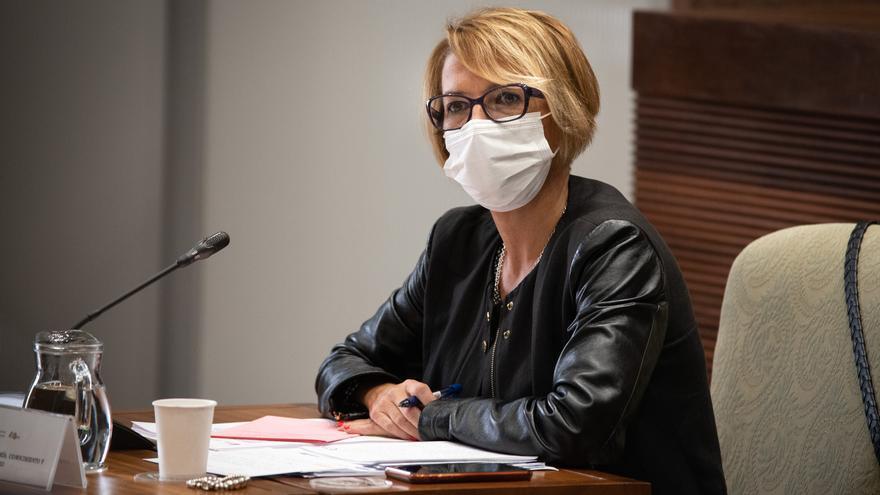 """Máñez admite que es """"imposible"""" rescatar a todos los sectores en Canarias"""