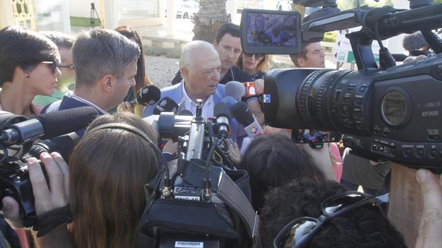 """Gallardo: """"La presión se cargó a Rita Barberá y se ha cargado a Miguel"""""""
