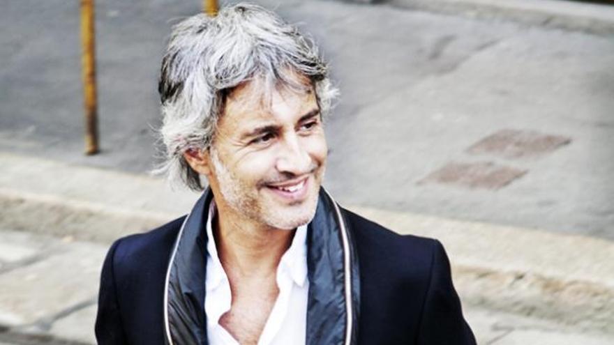 Sergio Dalma pasará por Gran Canaria para celebrar sus 30 años de música