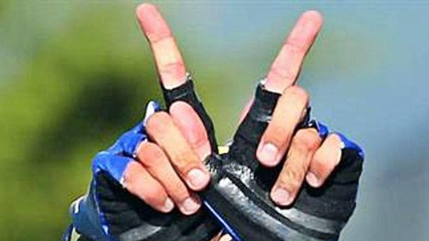 El ciclista sajeño Raúl Alarcón se enfrenta a 4 años de sanción por presunto dopaje