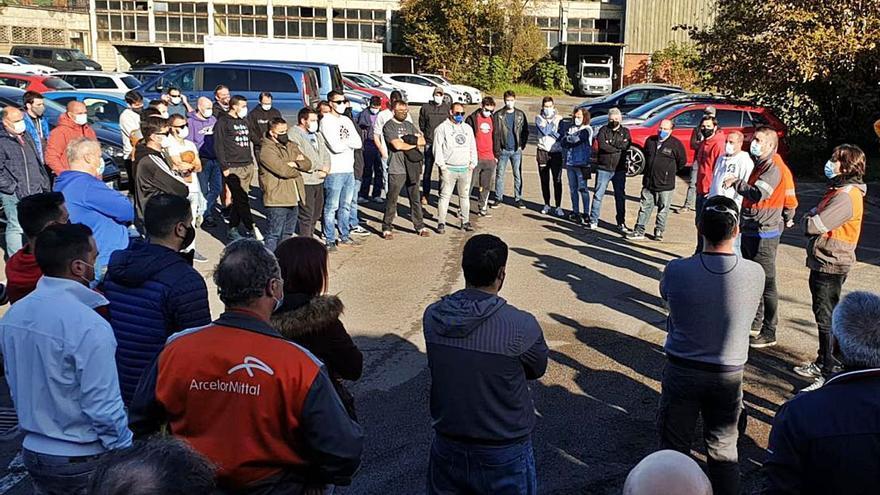 Fracasa el intento de salvar la acería de Gijón y la plantilla convoca paros
