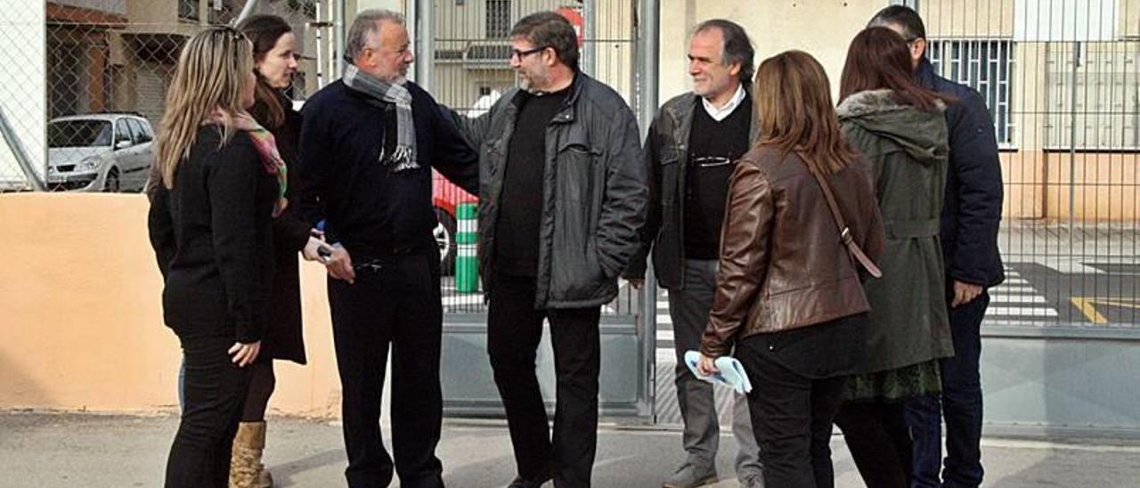 La Generalitat contempla el CEIP Jaume I de Vinaròs como prioridad