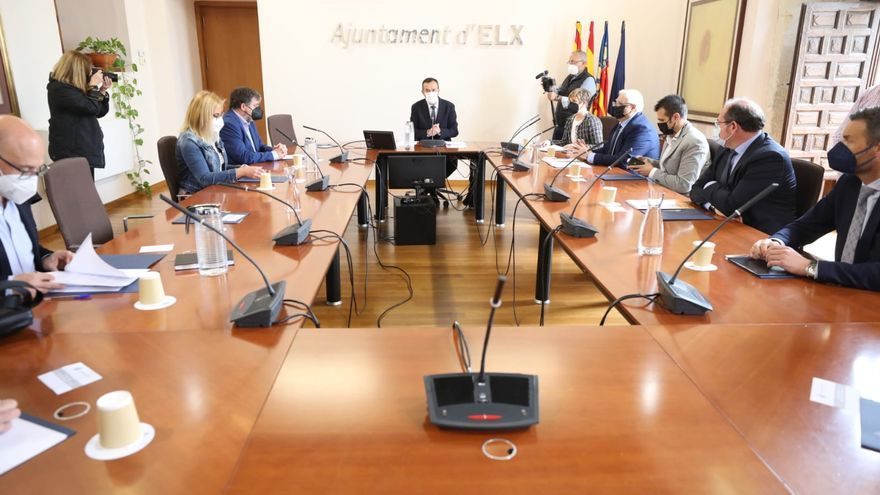 Los municipios zapateros promueven en Elche una declaración contra los aranceles en EE UU