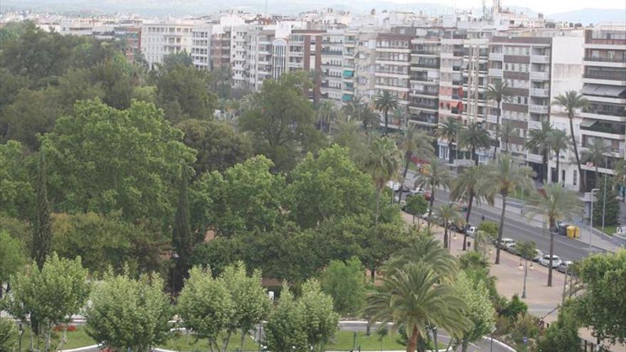Ganemos denuncia que el número de árboles de la ciudad sigue sin aumentar