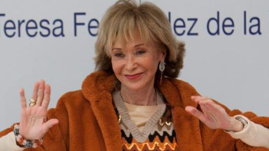 María Teresa Fernández de la Vega serà la presidenta del Consell d'Estat