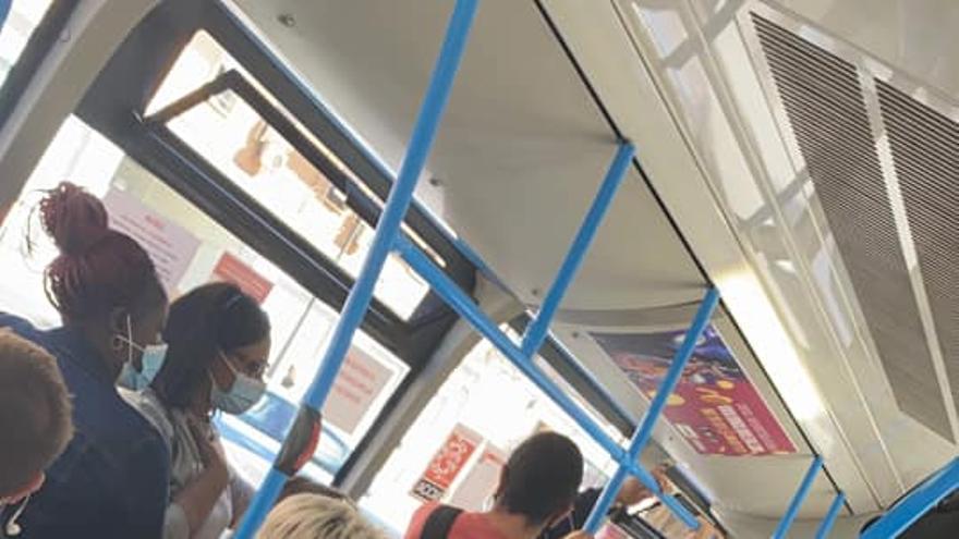 Albal, Benetússer, Catarroja y Massanassa alertan de saturación en el autobús