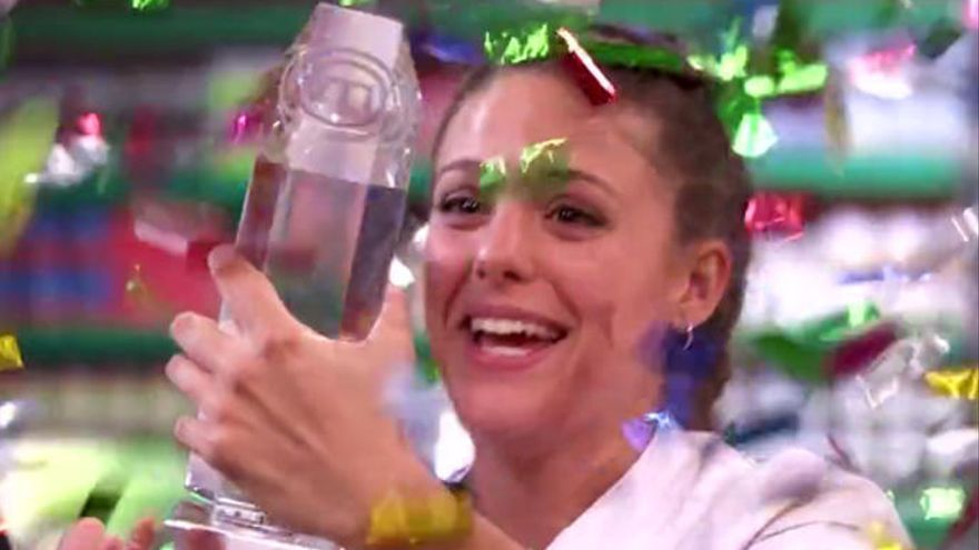 Marta guanya la sisena edició de «MasterChef»