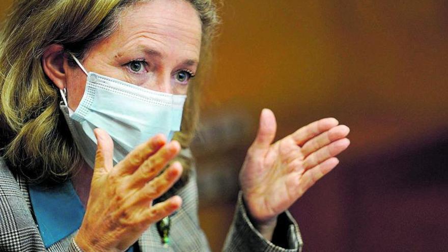 """Nadia Calviño: """"Creo que el PP debería apoyar el Presupuesto"""""""