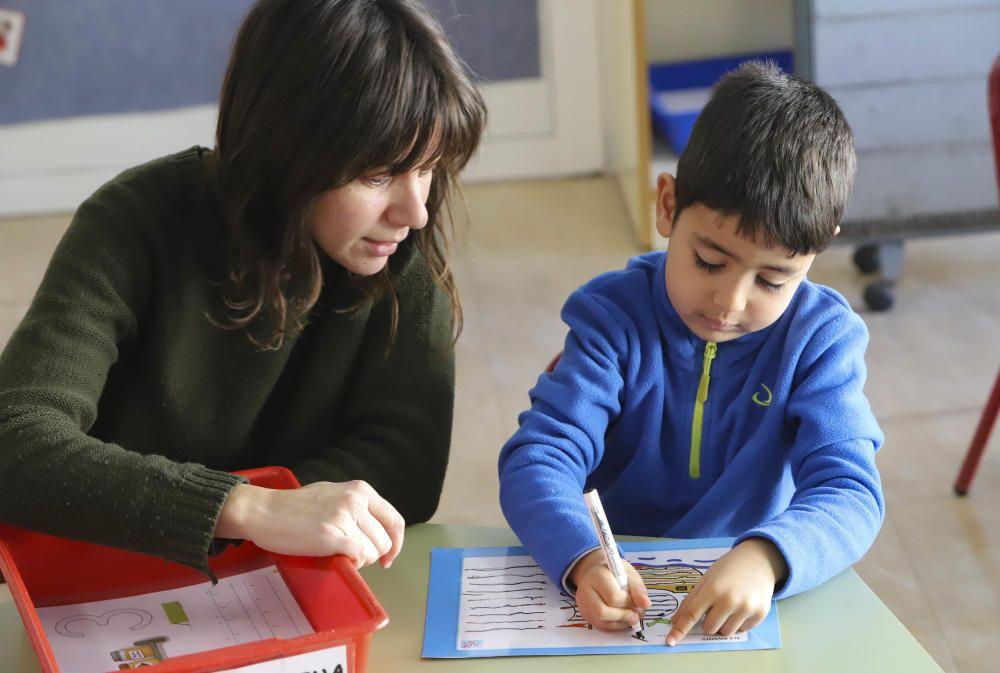 El CRA incorpora al seu projecte educatiu diverses metodologies reconegudes per la comunitat cientifica