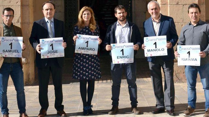 El 10K del Maratón pasa a llamarse '10K Facsa Castelló'