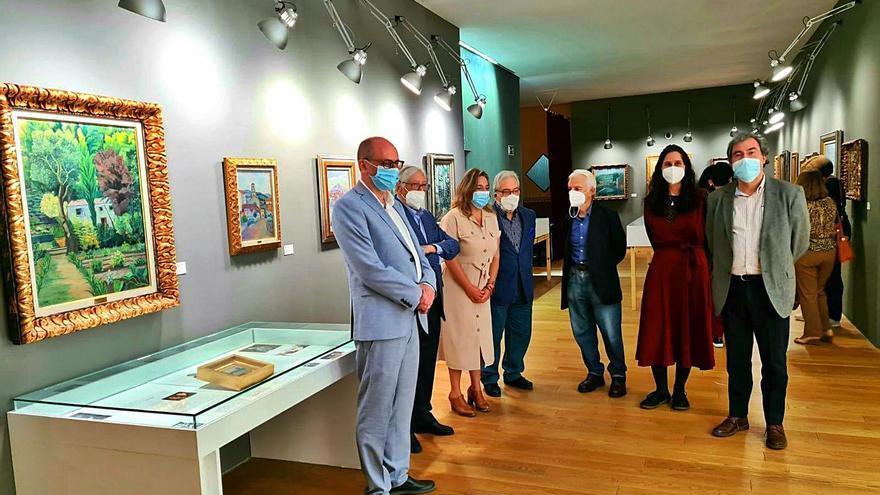 La Córdoba de Rafael Botí se luce en el Museo de Arte Contemporáneo de Madrid