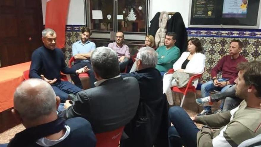 Un sector de Ciudadanos pide dimisiones a nivel autonómico