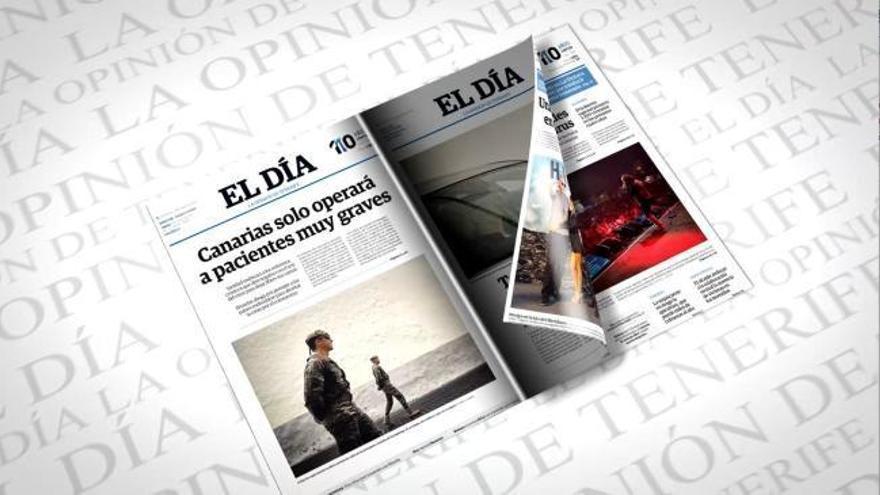 110 aniversario del periódico El Día
