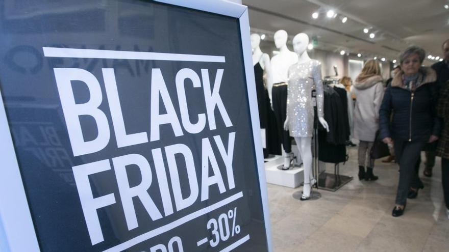 Black Friday en Asturias: Cuándo se celebra, qué tiendas participan y qué artículos están más rebajados