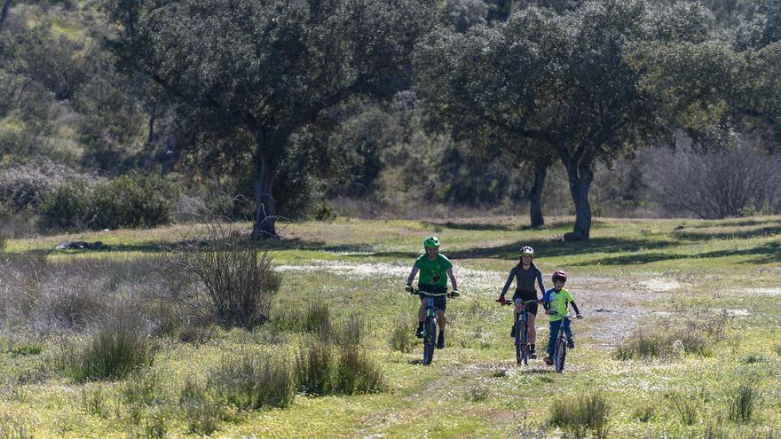 El Camino Natural del Tajo podrá recorrerse en bicicleta