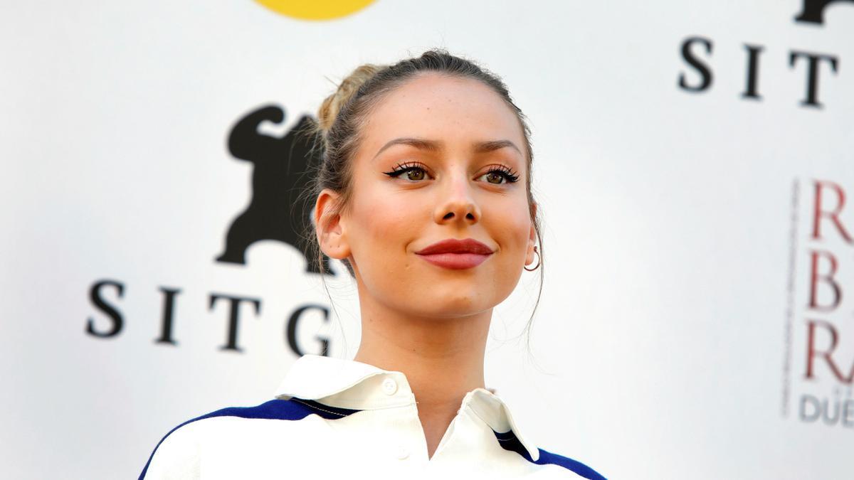 La actriz Ester Expósito.