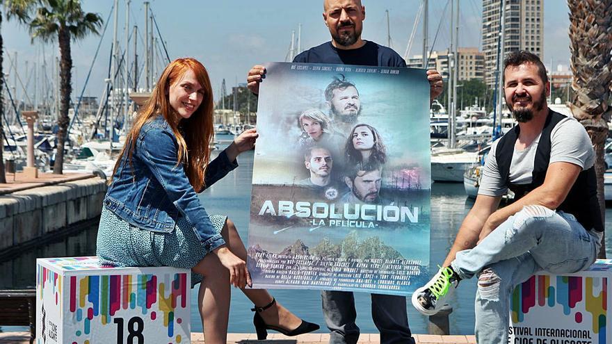 «Absolución», la película rodada en Alicante que se adelantó a la pandemia