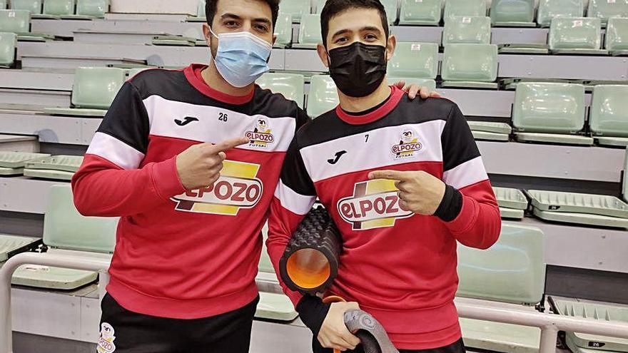 ElPozo Murcia jugará en Ferrol sin Juanjo, Miguelín y Leo Santana