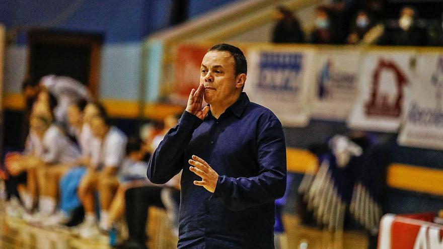 """Fran García: """"Cada partido que queda ya es una final"""""""