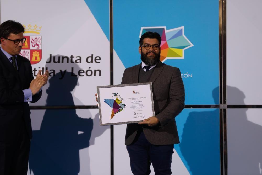 XXXII Premios Francisco de Cossío