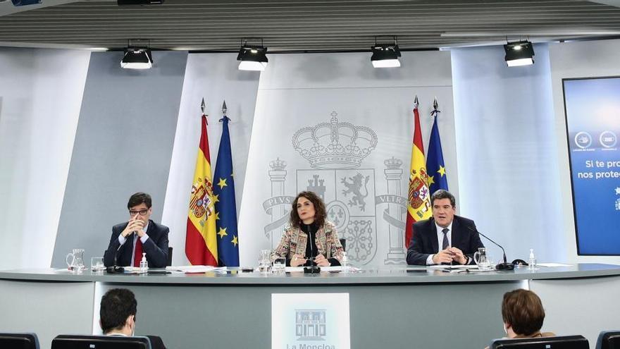 El Gobierno afirma que no hay inestabilidad en la coalición ante los cambios