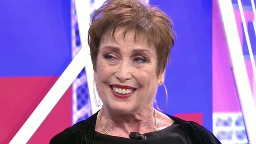 Verónica Forqué desvela el secreto mejor guardado de Sábado Deluxe durante su entrevista con Jorge Javier