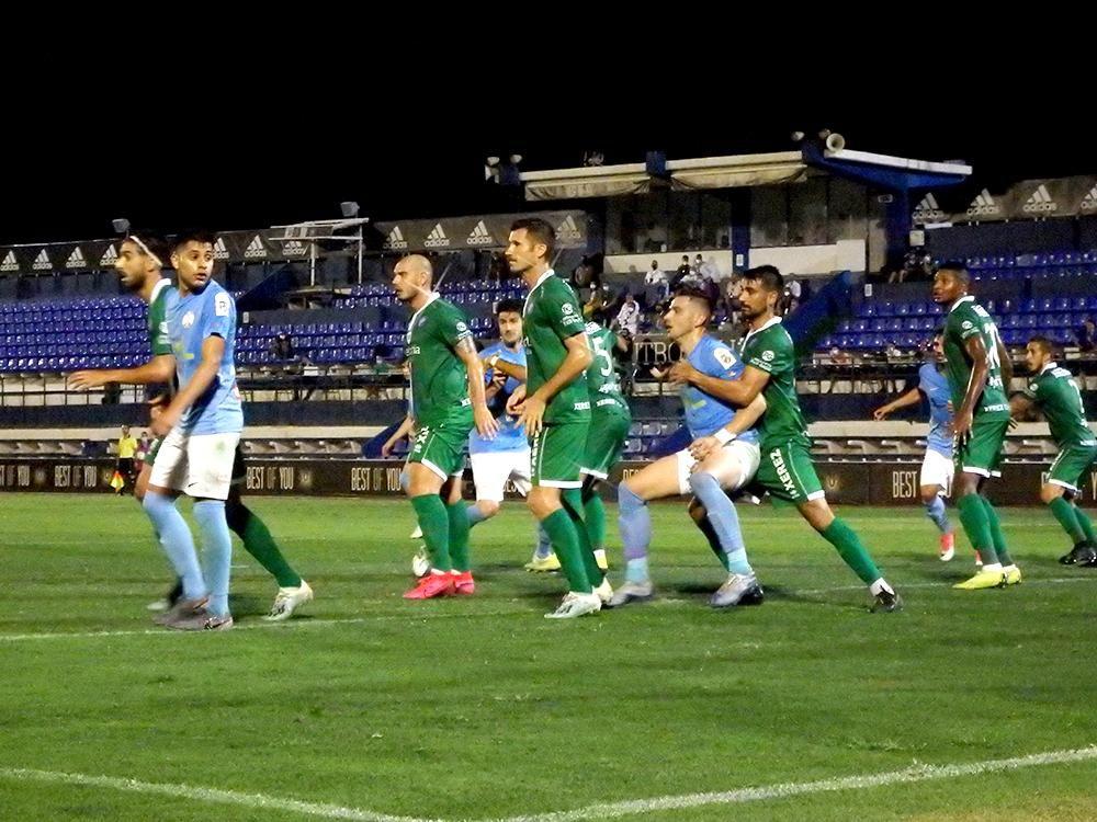 Las imágenes del Ciudad de Lucena-Xerez DFC de play off de ascenso a Segunda B