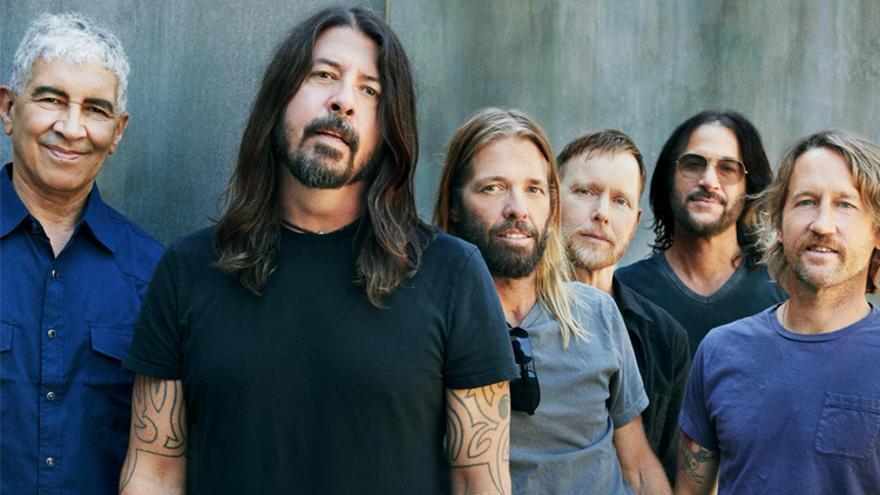 Foo Fighters reprograma su concierto en València