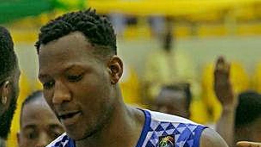 Jordan Sakho obté el títol  de l'AfroCan amb el Congo