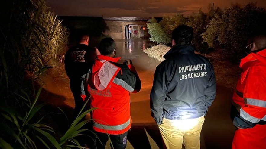 La DANA deja agua pero no caos en la Región
