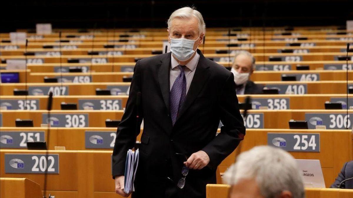 La Eurocámara cierra la puerta a ratificar un eventual acuerdo del Brexit en 2020