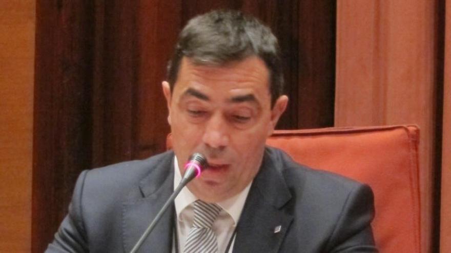El exdirector de los Mossos, imputado por sedición