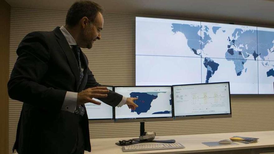 Gas Natural elige Monfarracinos para instalar un centro de innovación de energía eólica