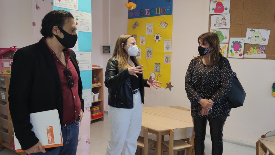 Castelló renueva el convenio para financiar el Centre d'Esplai Racó Màgic