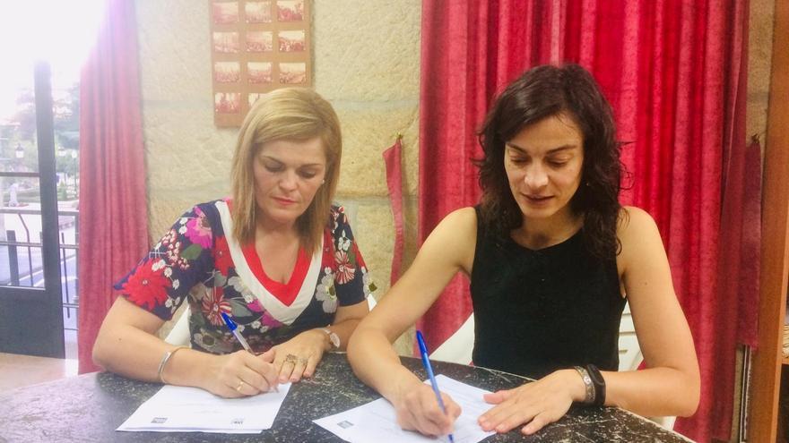 El socio de gobierno del PSOE en Redondela abre la puerta a romper su pacto